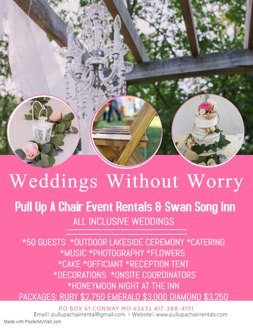 Weddings Without Worry