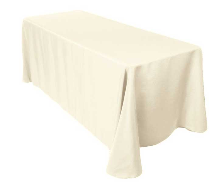 Ivory Long Linens